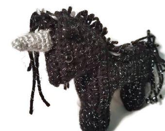 Crochet Unicorn Charming