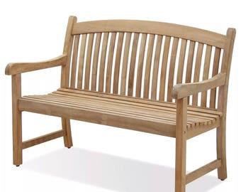 Teak 4 foot bench