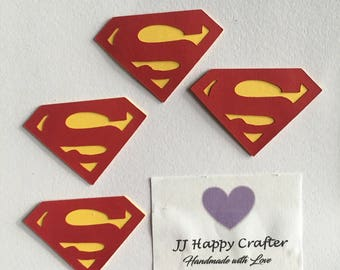 Superman logo  / Superman / Superman invitation  /  Super heroes / Superman Birthday / Superman Birthday Party / Superman Decoration