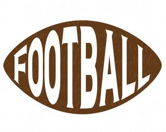 Football Cutouts Etsy