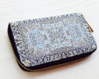 Coin wallet, small vegan wallet,Student wallet, Teen's wallet, Womens mini wallet, Compact wallet,credit card holder, credit card wallet