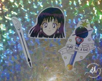 Sailor Saturn Bundle // Sailor Moon Collection