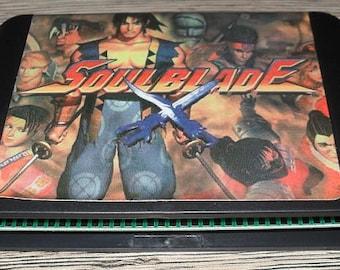 Game Megadrive Mega Drive Genesis: Soul Blade Customized
