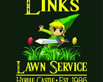 Link's Lawn Service