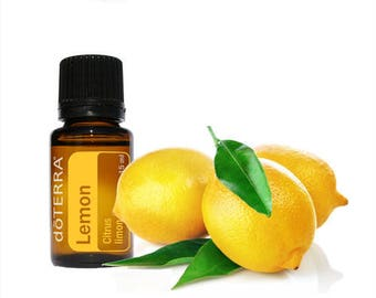 Lemon: Citrus limon (15 ml)