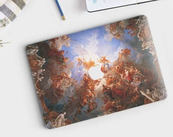 "Macbook Air skin Lemoyne ""The Apotheosis of Hercules"" Macbook Pro 15 skin Macbook Air 13 skin Macbook 12 skin. Macbook Pro skin."