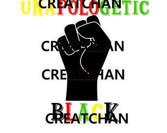 Unapologetic black