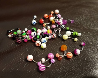 Funky Belly Bars (3pc)