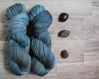 Penelope • DK Weight - Non Superwash Merino - Speckled Yarn - Hand Dyed Yarn - Hand Painted Yarn - Variegated Yarn