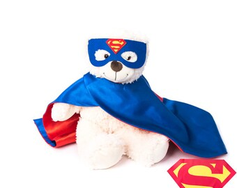 Superhero Teddy Bears