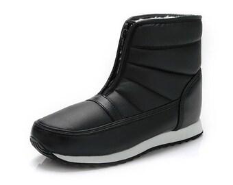 Snow Boots Shoes Winter Women