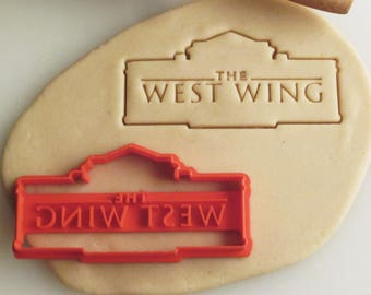 The West Wing Cookie Cutter