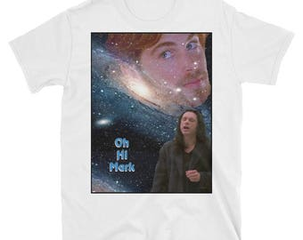 The Room Tommy Wiseau Oh Hi Mark Shirt