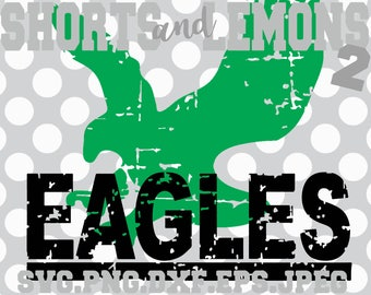 Eagles svg, Eagles cricut, Eagle, Cut File, Eagles iron on, Claw svg, Silhouette, Printable iron on, Digital Download, Cricut, Distressed