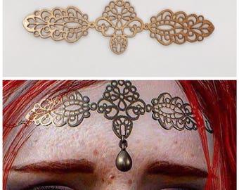 Triss Merigold Cosplay Tiara Headband Witcher Alternative DLC