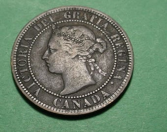 Canada Large Cent  1886 <>ETW6953