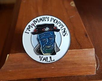 Yondu Poppins Pin