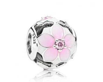 Pandora Magnolia Bloom Charm