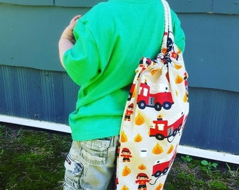 100% cotton bag for children