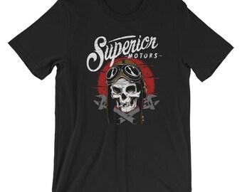 Superior Motors Short-Sleeve Unisex T-Shirt