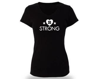 B STRONG T SHIRT