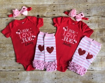 Baby Girl Valentine | Etsy