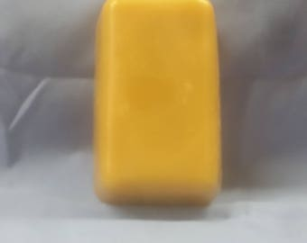 1 Pound Block of Pure USA Triple Filtered Beeswax