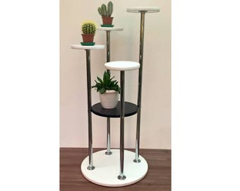 "Free ship! Plant stand ""Montana 2"". Flower stand Indoor plant stands Plant holder Pot stand Stand for flowers Flower shelf Stand Shelf"