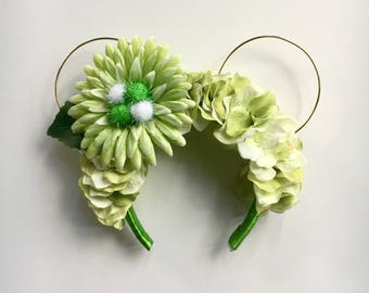 Pixie Dusted Floral Headband