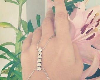 Heart Hand Chain