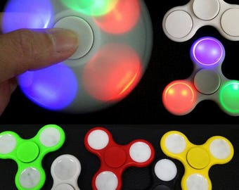LED Spinners
