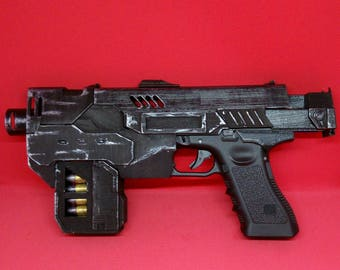 Dredd Lawgiver MKII 2012 air soft blowback conversion kit