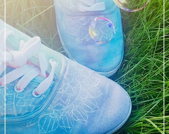 DoodleDoughnuts.co~ whimsical & magical sneakers