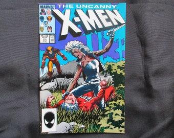 X-Men #216 Marvel Comics 1987
