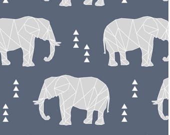 Geo Elephant Bandana