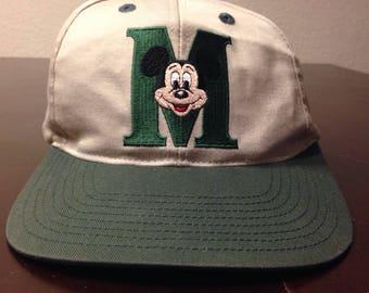 Vintage 90s Mickey Mouse snapback hat!!!