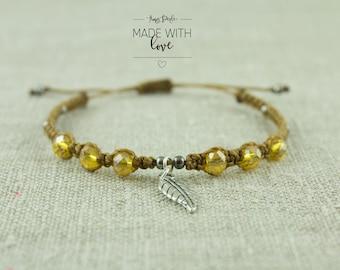 Macrium Bracelet Yellow