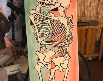 Skeletal embrace