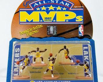 Galoob's All Star 1997 MVP Edition LA Lakers Action Figure Kobe Bryant
