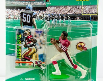 Starting Lineup 1999 NFL San Francisco 49ers Jerry Rice Action Figure