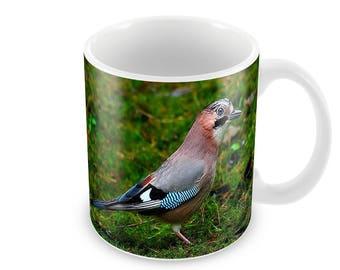 Jay Ceramic Coffee Mug    Free Personalisation