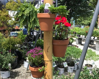 Flower Pot Hanger (3 Pots)