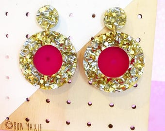 Vicky Dangle Earrings