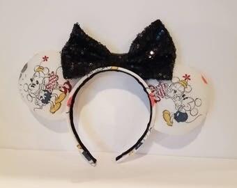 XOXO Love Mickey Ears