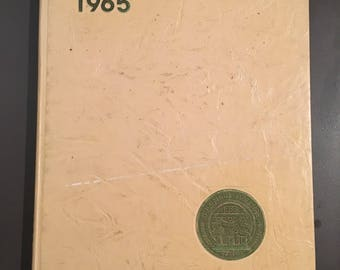 1965 Columbus College Georgia Yearbook