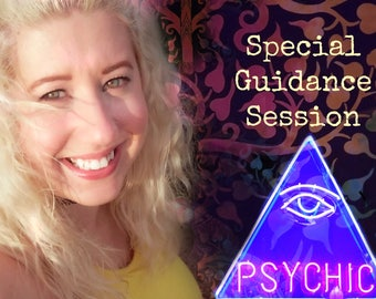 Same Day Special Guidance Session Tarot Reading Psychic Reading