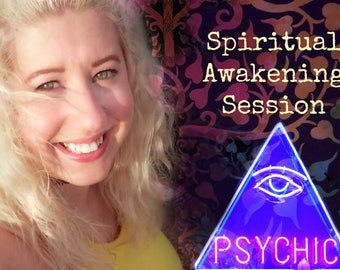 Spiritual Awakening Reading Same Day Psychic Reading Tarot Reading