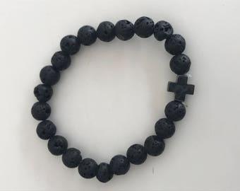 Cross bead