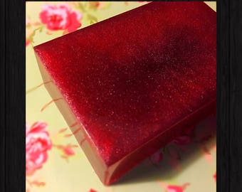 Faerie Blood Soap, true blood inspired soap, sookie stackhouse