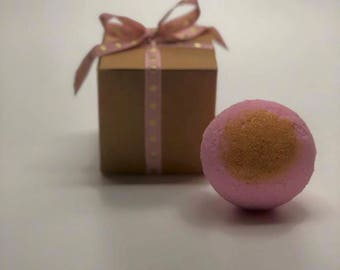 Grapefruit Bergamot Bath Bomb
